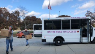Clermont YMCA Food Relief Bus Driver