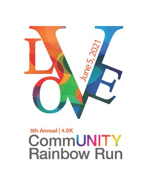 5th Annual CommUNITY Rainbow Run