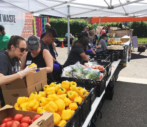 Garden Place Academy Mobile Food Market