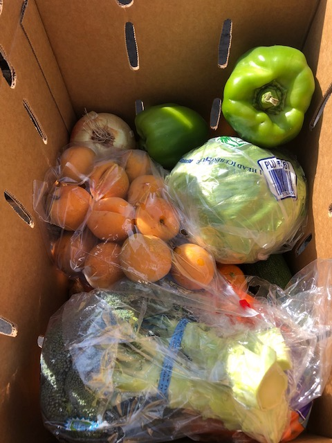 Culver-Palms Family YMCA - Food for Those in Need